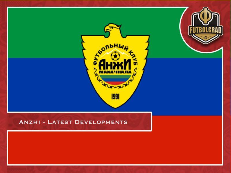 Anzhi Makhachkala – Arrested development in Dagestan!