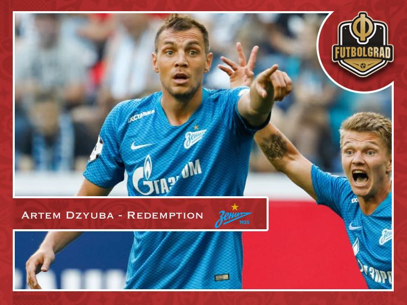 Artem Dzyuba – Zenit's forward continues to rise from the ashes