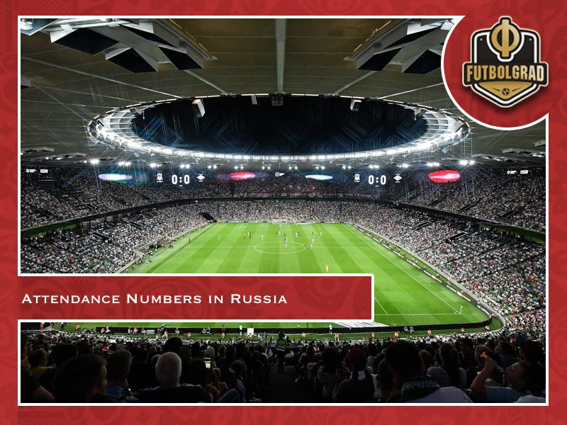 Attendance numbers highlight continued World Cup boom in Russia