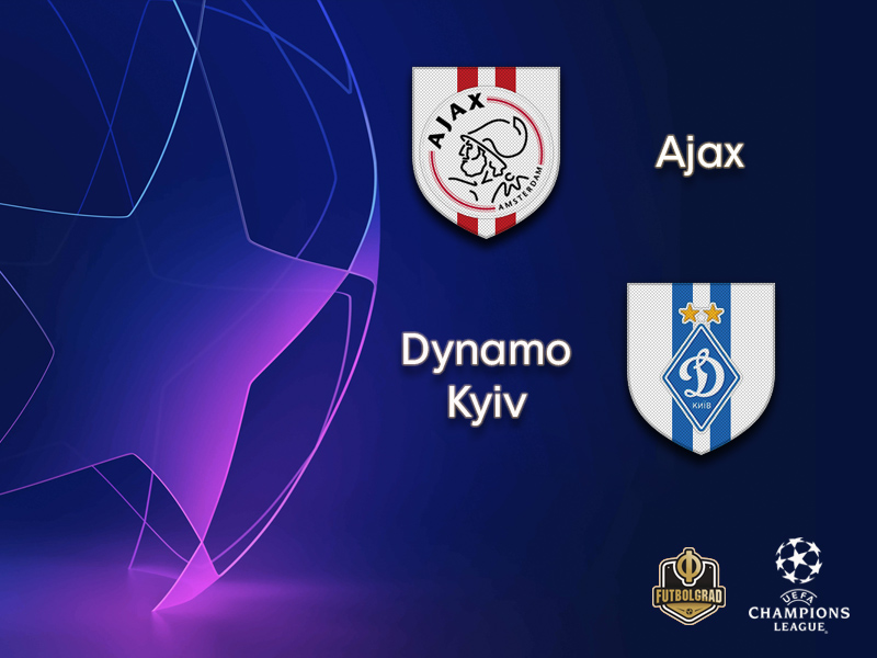 Ajax vs Dynamo Kyiv – Two former giants battle for access to the Champions League group stage