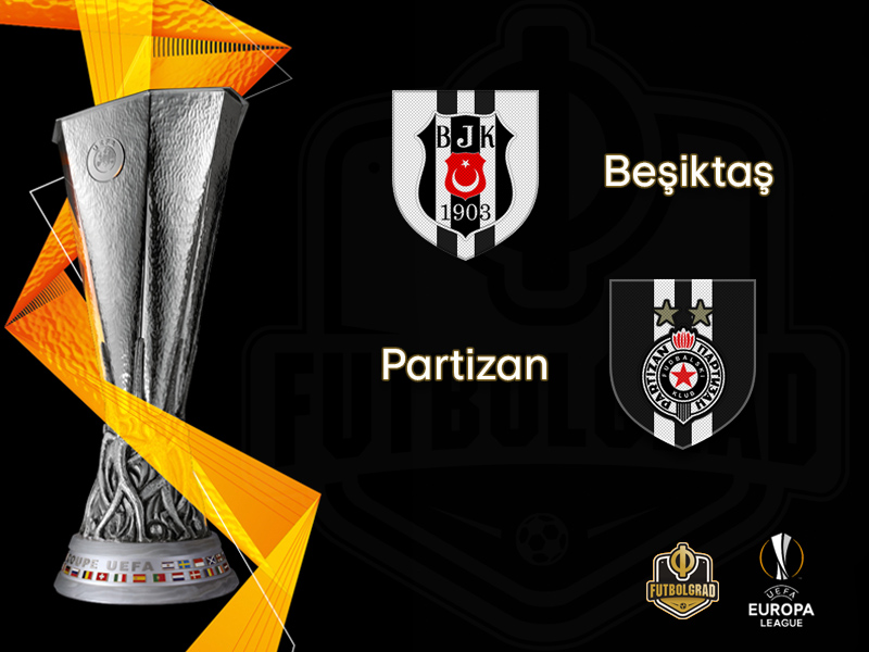 Besiktas look to power past Partizan to reach the Europa League group stage