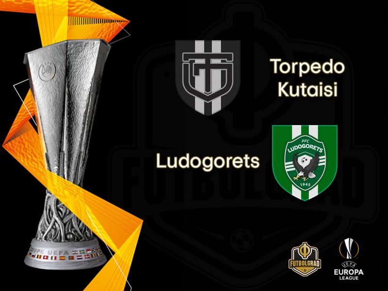Kutaisi look to Torpedo Ludogorets' Europa League ambitions