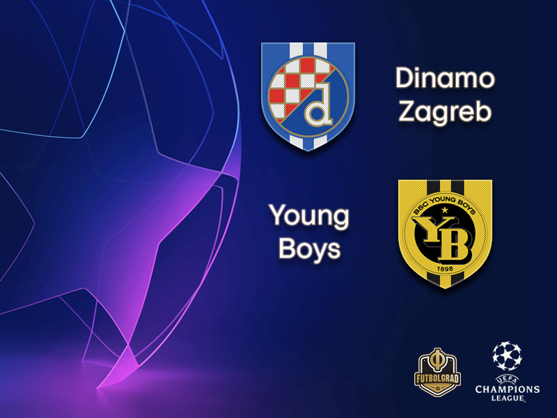 Dinamo Zagreb look to hold off Young Boys in the Champions League playoffs