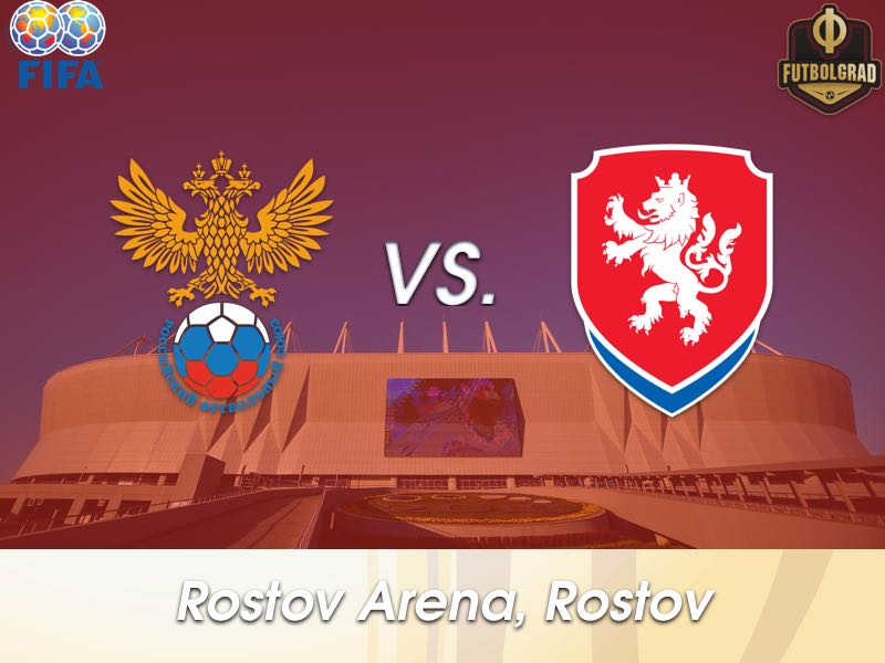 Russia look to continue World Cup euphoria against the Czech Republic