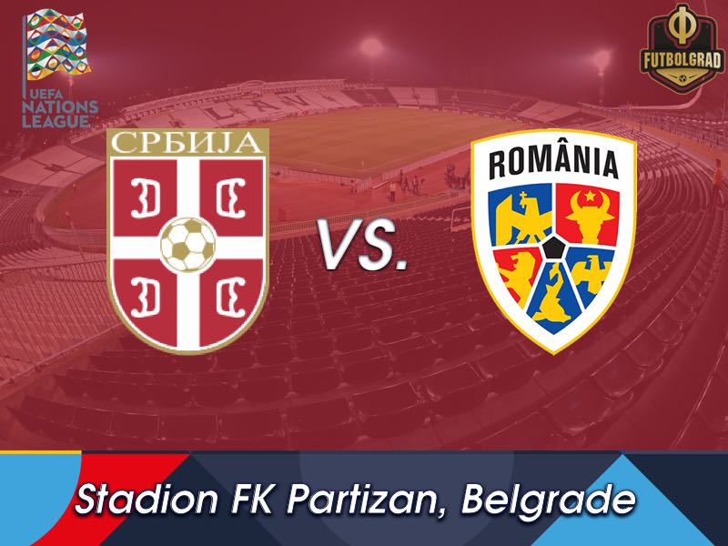 Serbia want to collect another three points when they host Romania
