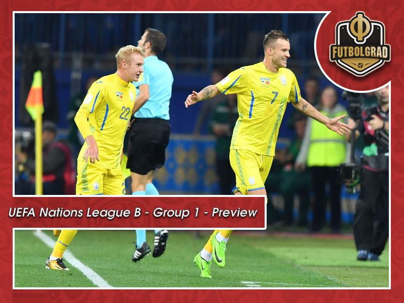 UEFA Nations League B – Group 1 – Preview