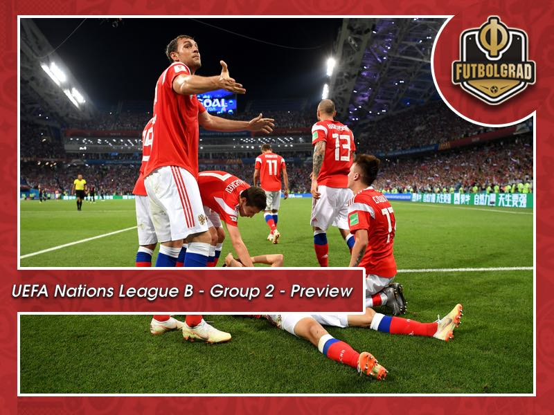 UEFA Nations League B – Group 2 – Preview