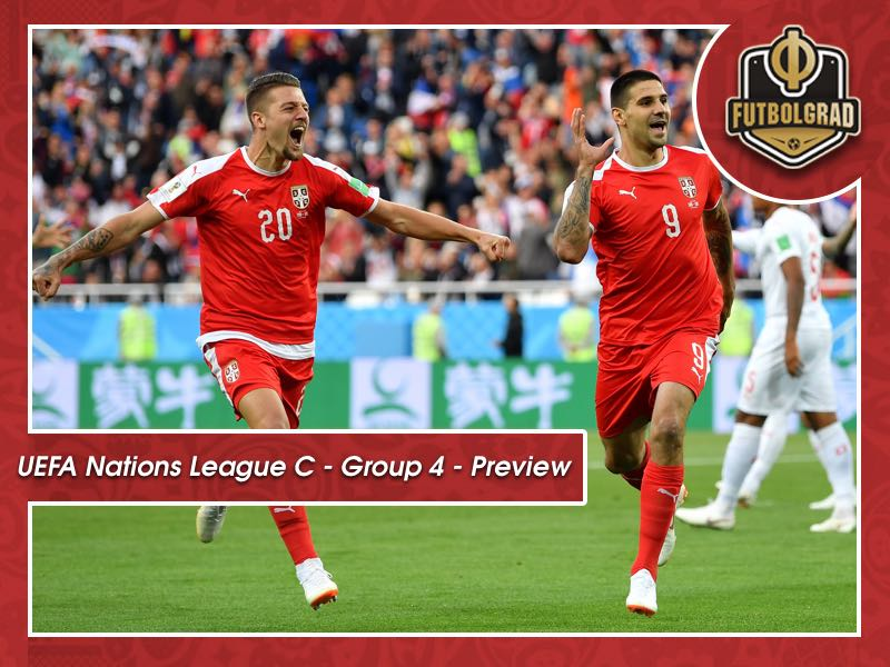 UEFA Nations League C – Group 4 – Preview
