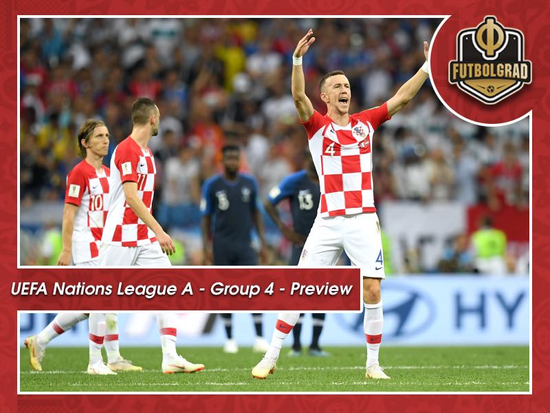 UEFA Nations League A – Group 4 – Preview