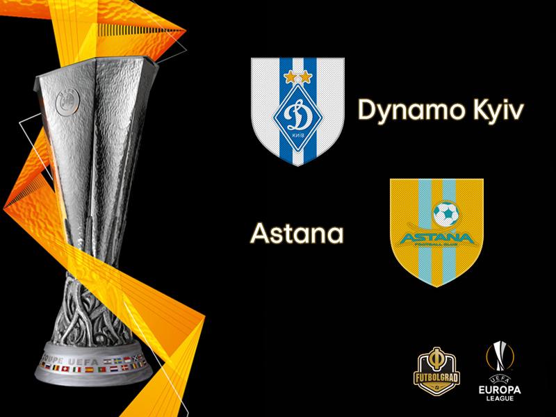Dynamo Kyiv host Astana in a not so proper post-Soviet derby