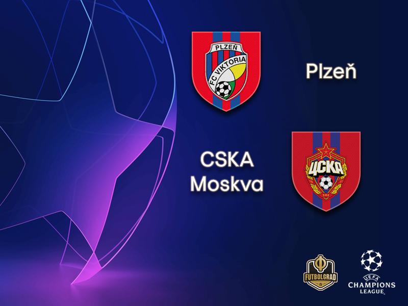 CSKA's boyband is ready to rock against Viktoria Plzen