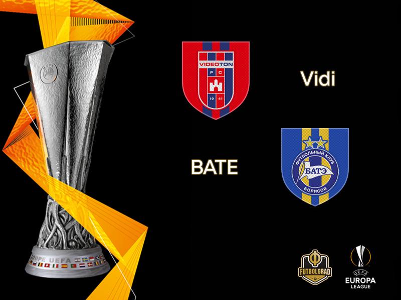 Vidi and BATE Borisov – Two national champions meet in the Europa League