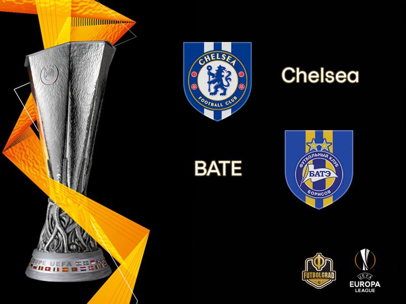 Chelsea host Belarusian record champions BATE Borisov