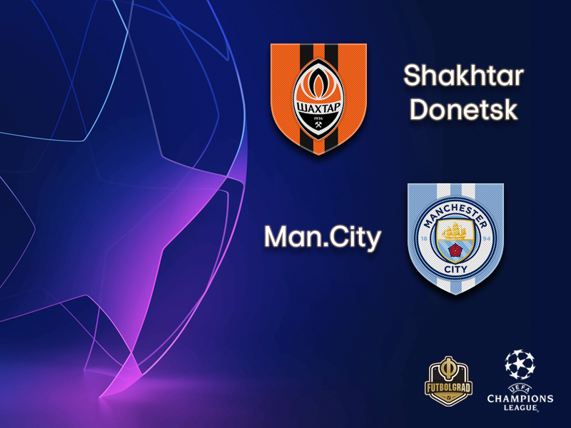 Shakhtar hope to once again upset the apple-cart against Manchester City