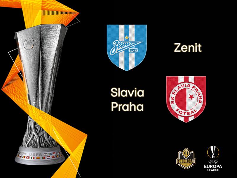 Europa League – Zenit host a Chinese fuelled Slavia Praha side
