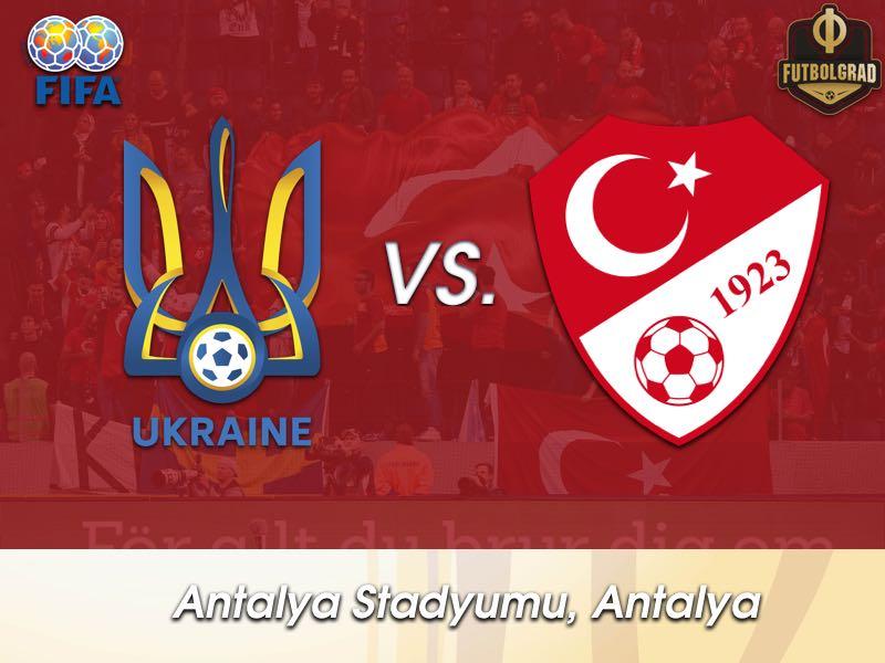 Ukraine travel to Turkey for their final international match in 2018