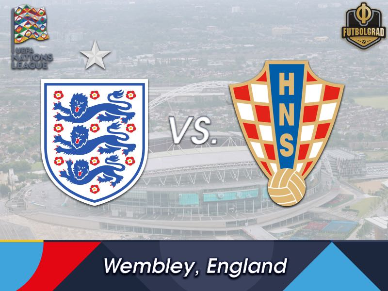 Everything to play for as England and Croatia battle for supremacy in Group 4
