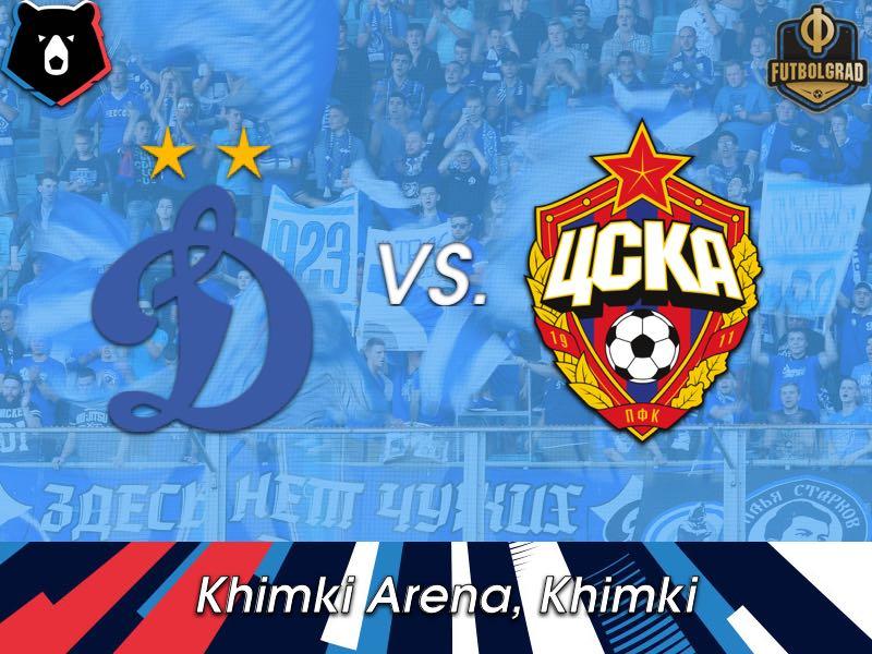 Soviet nostalgia comes to play when Dinamo hosts CSKA at the Khimki Arena