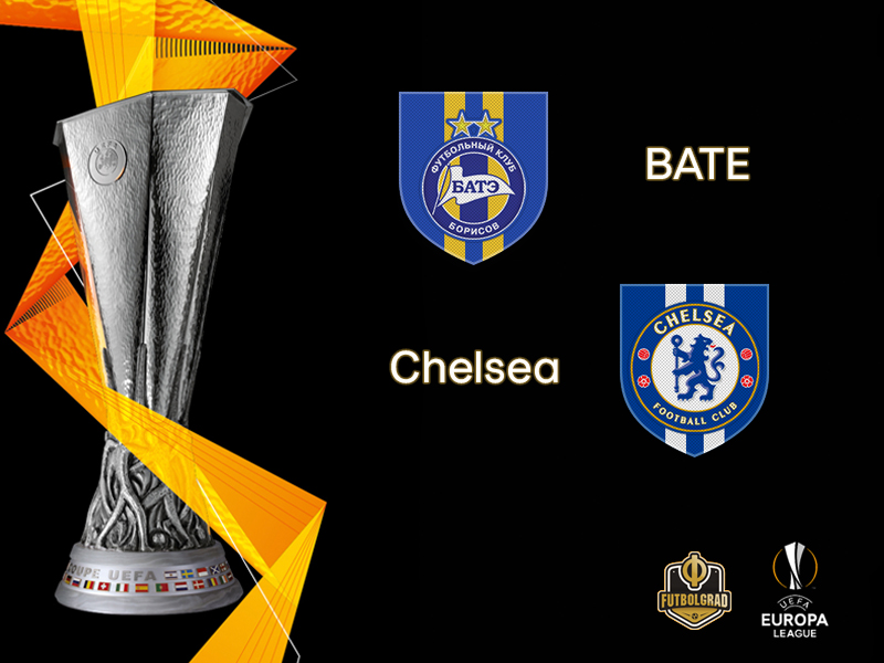 Europa League – Belarusian Champions BATE want to repeat history when they face Chelsea