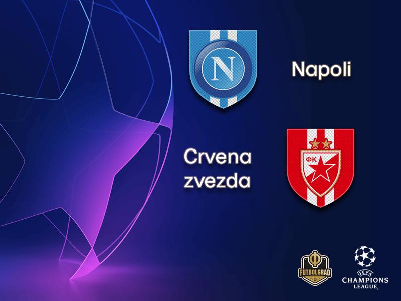Crvena Zvezda want to repeat Liverpool miracle in Napoli
