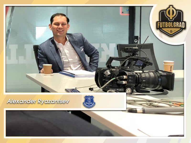 Alexander Ryazantsev – Exclusive Interview with Everton's Financial Boss