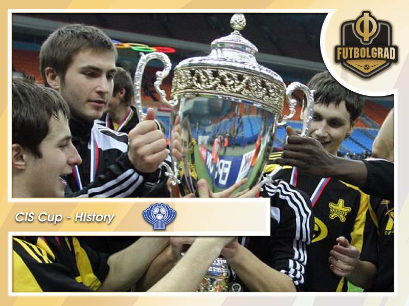 CIS Cup – An Almost Forgotten Tournament Remembered