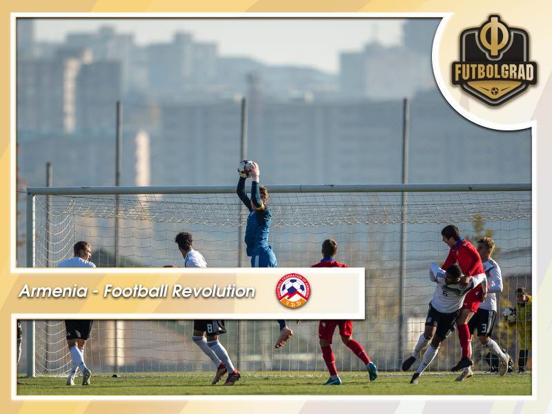 Revolution – Three Armenian Football Dreams