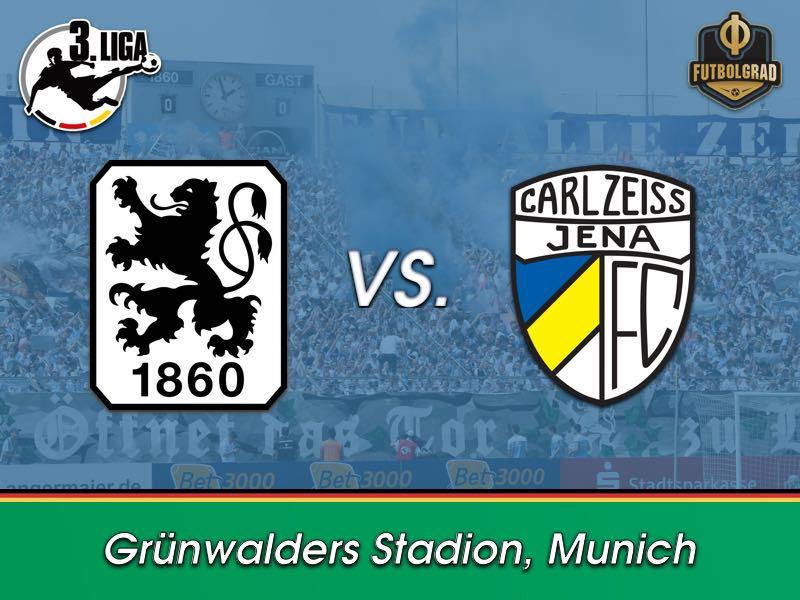 1860 Munich vs Jena – Liga 3 – Preview