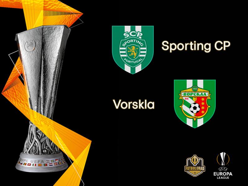Sporting host Vorskla on matchday 6