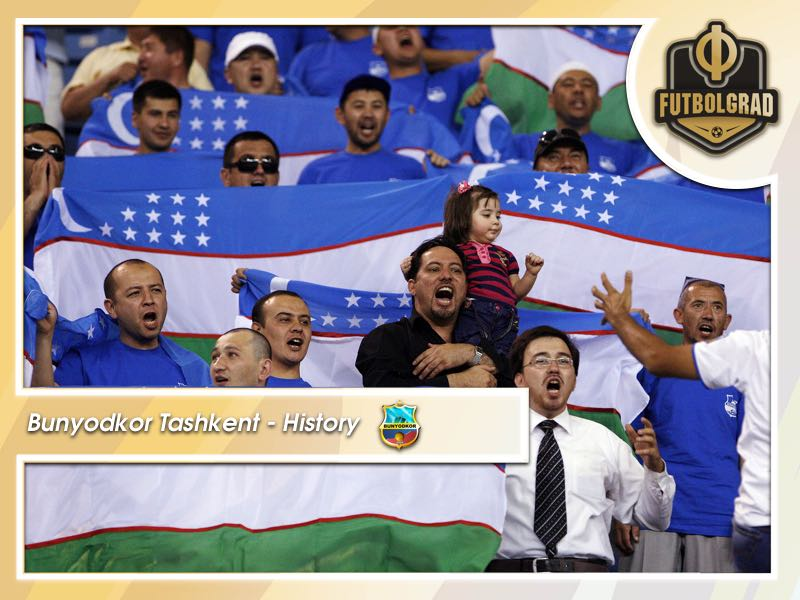 Bunyodkor Tashkent – Uzbek's Football Builders Remembered