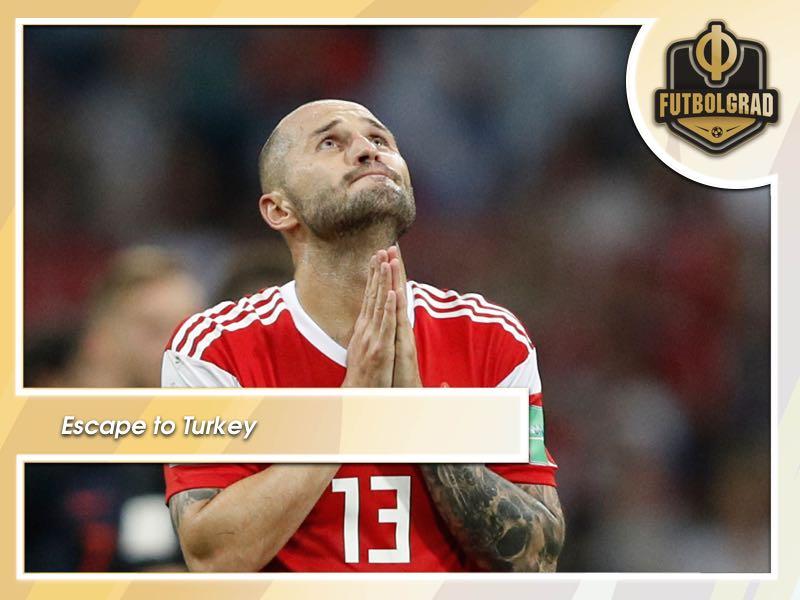 Sadaev and Kudryashov – Escape to Turkey