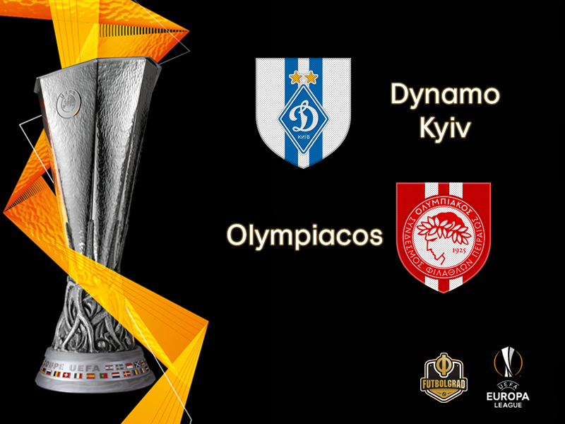 Dynamo Kyiv with the advantage as they host Olympiacos