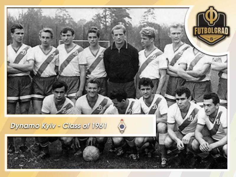 Dynamo Kyiv and the 1961 Soviet Vysshaya Liga
