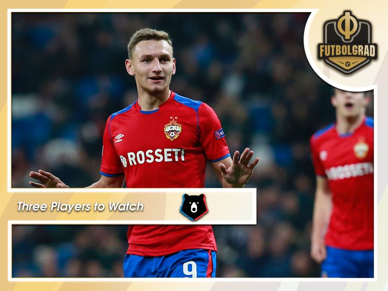 Three Russian Players to watch in the Russian Premier Liga