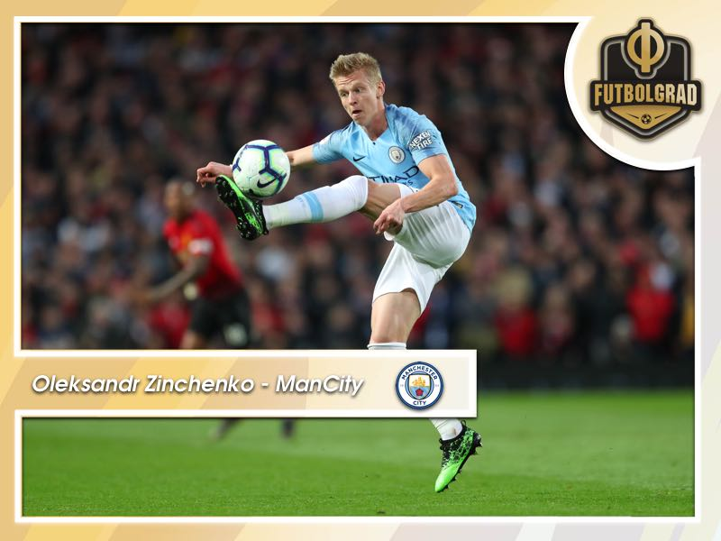 Zinchenko – Persistence pays off for the ManCity star