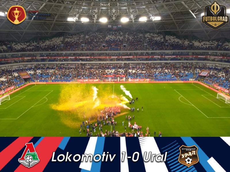 Yuriy Semin guides Lokomotiv Moscow to a historic eighth Russian Cup victory