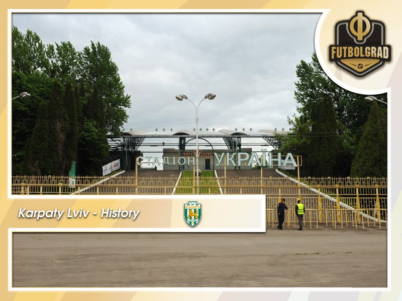 Karpaty Lviv and the Decline to Mediocrity