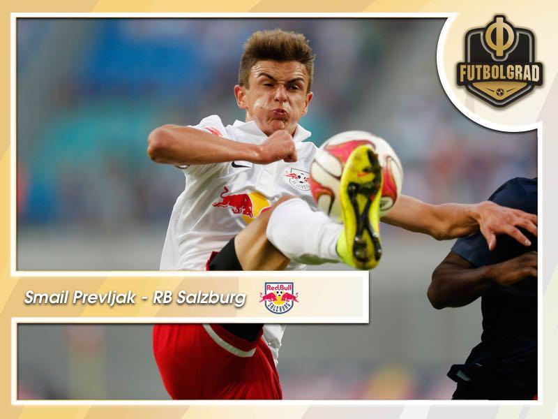 Smail Prevljak – Making the next step at RB Salzburg