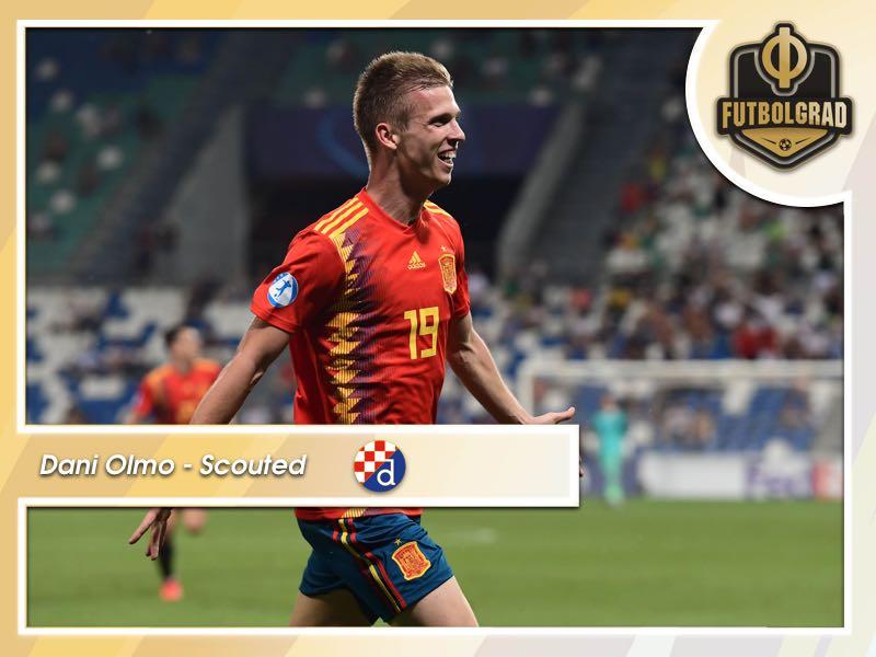 Dani Olmo – Dinamo Zagreb's Spanish Talent