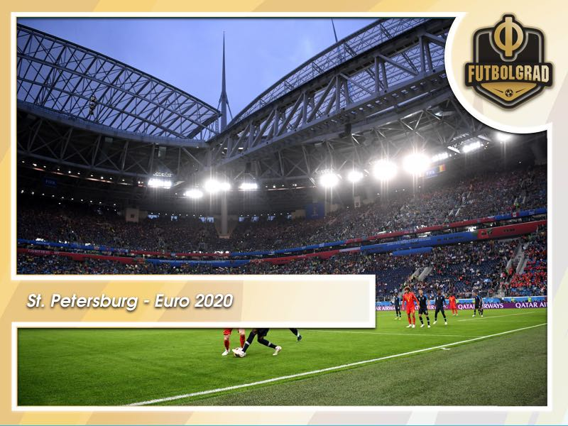 Euro 2020: St. Petersburg set to host another tournament