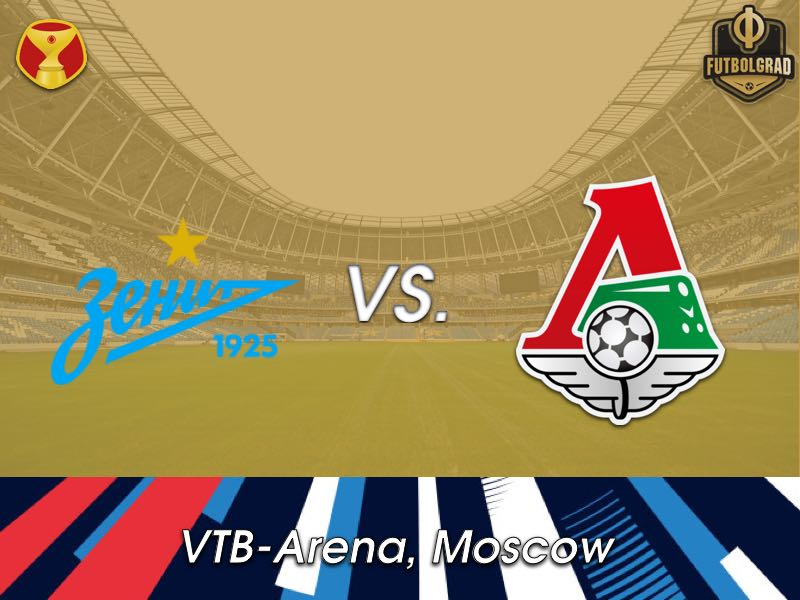 Champions Zenit take on Cup Winners Lokomotiv in the Super Cup