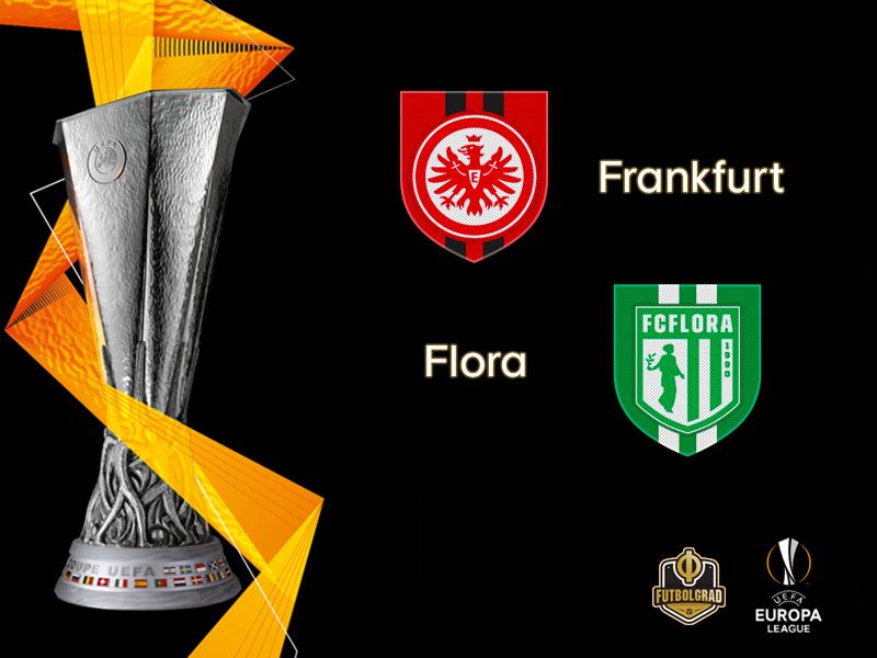 Eintracht Frankfurt want to get the job done against Flora Tallinn