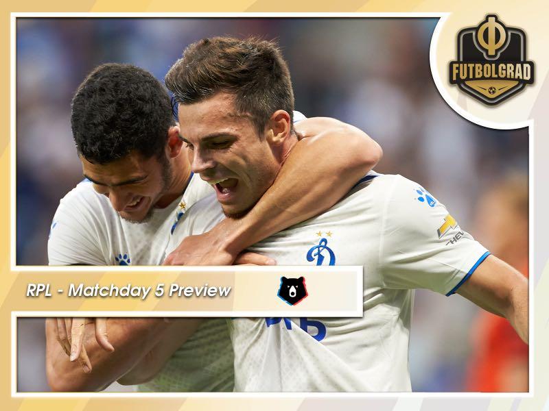 Premier Liga: Maximilian Philipp and Dinamo face Zenit