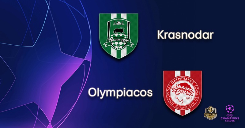 Krasnodar want to channel their inner Barcelona to overturn result against Olympiacos