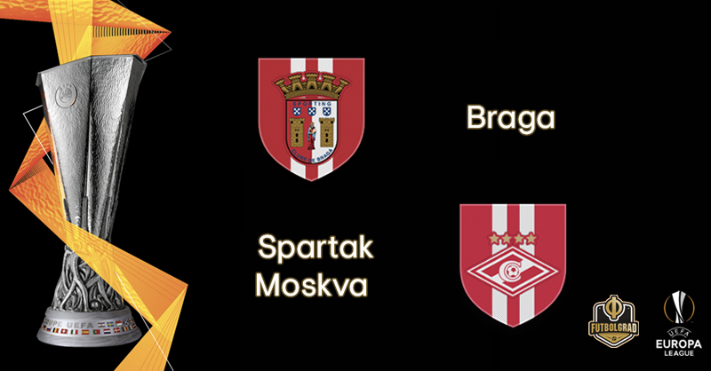 In form Spartak Moscow travel to Portugal to face Braga