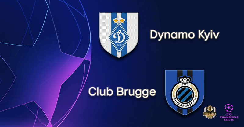 Dynamo Kyiv look for comeback victory against Brugge