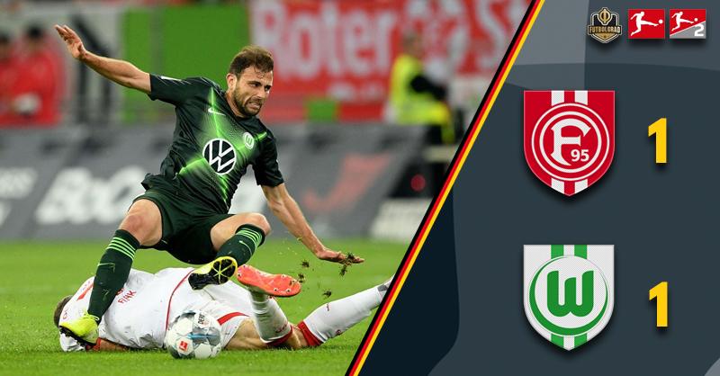 Fortuna Düsseldorf v Wolfsburg – Bundesliga – Report