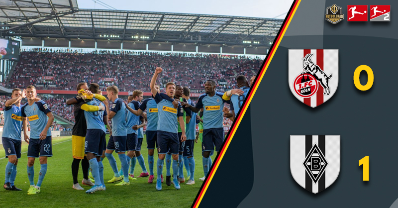 Köln v Borussia Mönchengladbach – Bundesliga – Report