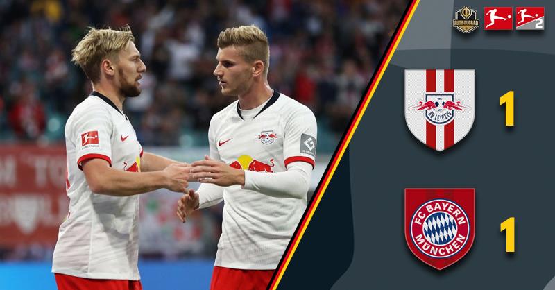Leipzig v Bayern Munich – Bundesliga – Report