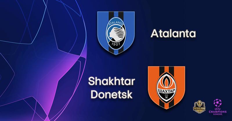 Shakhtar Donetsk look to correct opening day defeat against Atalanta